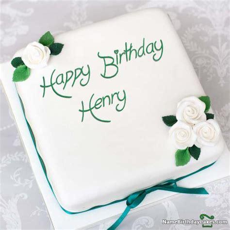 Happy Birthday Henry Images Happy Birthday Henry Cake Images