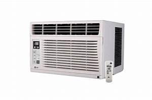 Lg Lw6012er  6 000 Btu Window Air Conditioner W   Remote