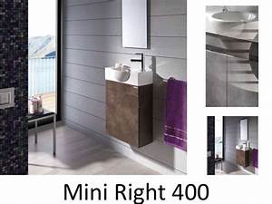 meubles lave mains robinetteries meubles sdb meuble de With meuble salle de bain 15 cm profondeur