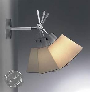 SHADE WALL TOLOMEO SHADE WALL LAMP | moderndesigninterior.com