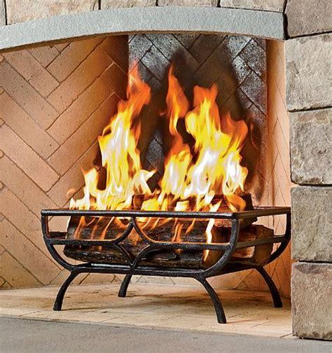 fireplace log grate basket whereibuyit 3750