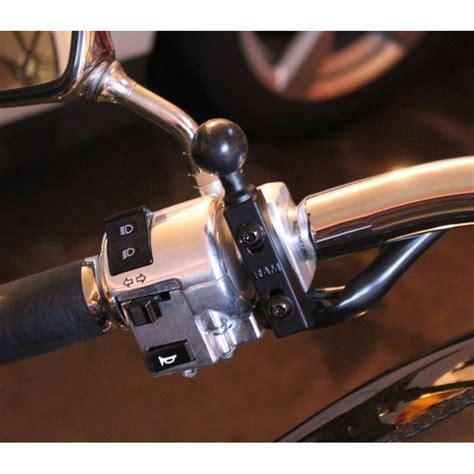 ram mount motorrad ram mount motorrad lenker bremse oder kupplung 1 zoll kugel 17 90 chf