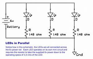 Wiring Multiple Leds