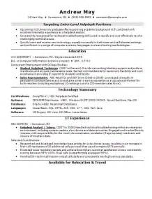 Resume Objective Samples For Entry Level Resumes Entry