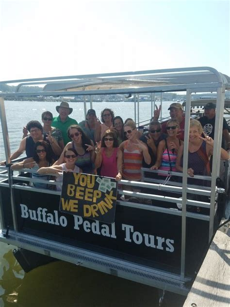 Buffalo Cycle Boats by Cycle Boat Gallery Buffalo Pedal Tours