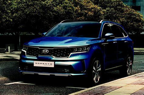Kia details plug-in hybrid Sorento ahead of 2021 debut : cars