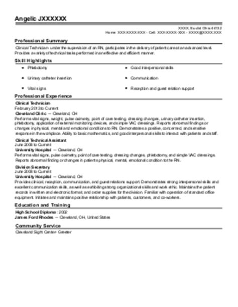 flow cytometry coordinator resume exle central