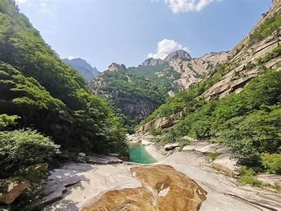 Korea North Landscape Mountains Visit Tours Koryo