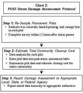 Storm Damage Asessment Protocol