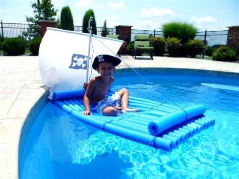 diy pool noodle crafts    summer