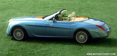 price dropped  pininfarina designed hyperion rolls royce