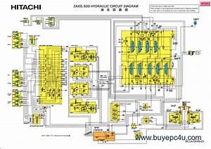 Hitachi Zaxis 600    600lc    650h    650lch Excavator Pdf