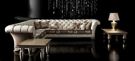 canap baroque moderne 40 idées de salon design aux accents baroques