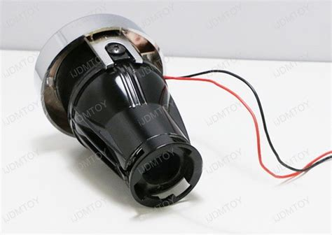 how to install ijdmtoy universal led eye projector
