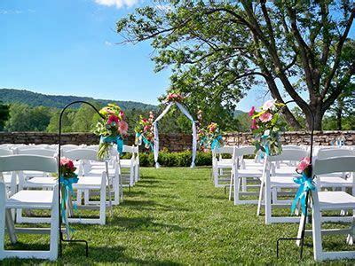 evergreen country club outdoor weddings northern virginia