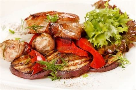 global cuisine international dishes laguna inn lopar island rab