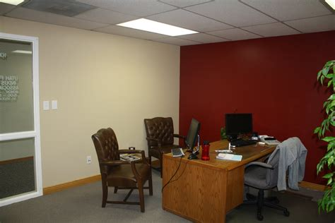 the steeds painting the office