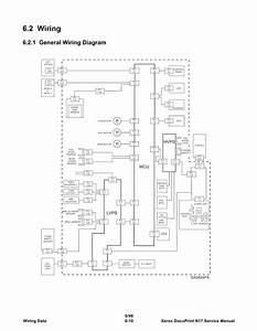 Xerox Docuprint N17 Parts List And Service Manual