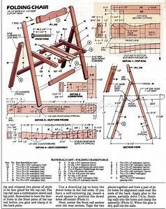 Folding Table And Chairs Set Plans  U2022 Woodarchivist