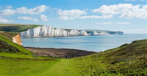 Saxon Shore and the White Cliffs of Dover | Walking ...