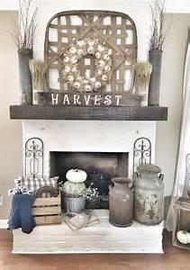 Best 25+ Fall fireplace decor ideas on Pinterest Fall