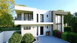 Sous Sol Maison : maison toit plat garage sous sol ventana blog ~ Melissatoandfro.com Idées de Décoration