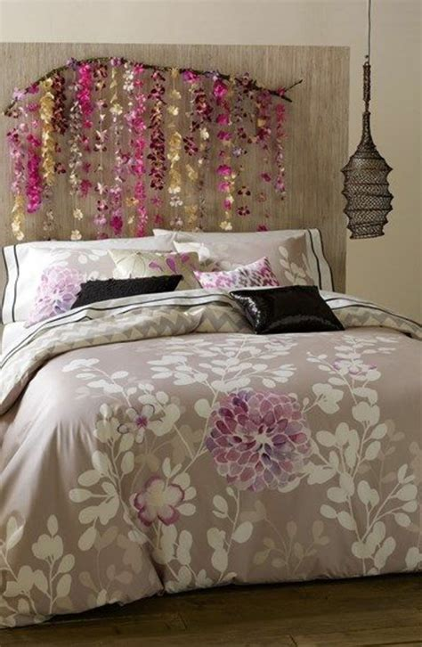 papier peint chambre a coucher adulte comment décorer sa chambre idées magnifiques en photos