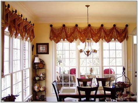 Window Treatment Valance Ideas