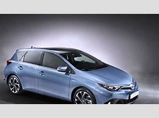 2016 Toyota Auris – pictures, information and specs Auto