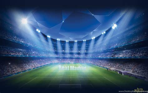 Real Madrid Santiago Bernabeu Stadium Wallpapers Desktop ...