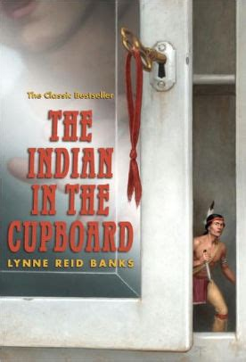 Indian In The Cupboard Audiobook by The Indian In The Cupboard By Lynne Banks Paperback