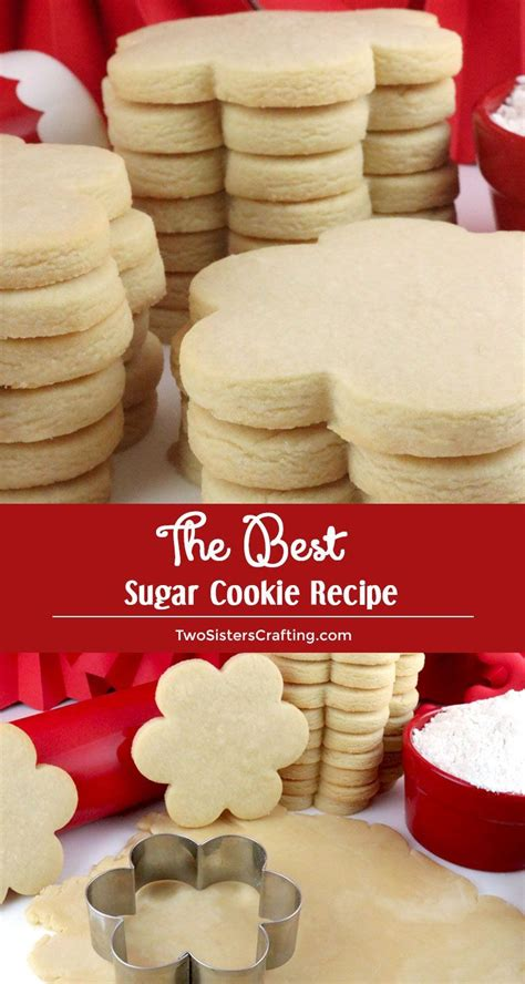 Tips for the best sugar cookies. The Best Sugar Cookies Recipe | Recipe | Sugar cookie ...