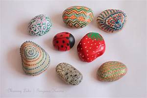 Handpainted Rocks: Leave Things Better Than You Found Them