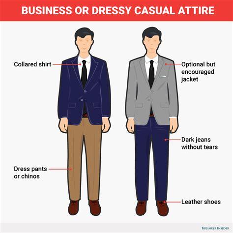 wear   dress code business insider