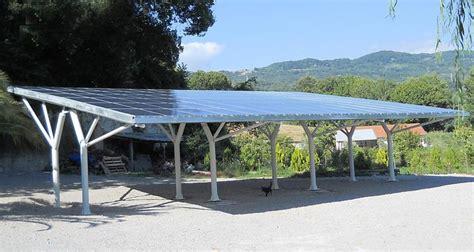 tettoie fotovoltaiche officine caputo pensiline fotovoltaiche