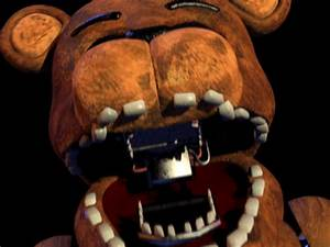 FNaF2 Old Freddy Jumpscare Five Nights at Freddy's Pinterest FNAF, Pictures and Rap music