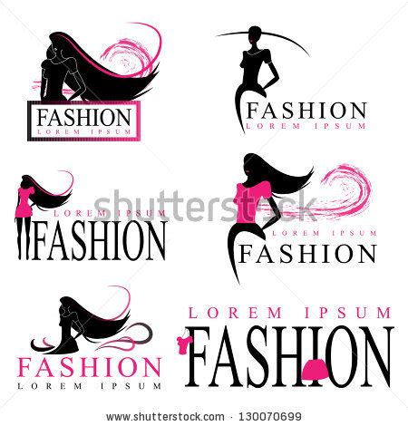 fashion woman silhouette isolated on white stock vector 130070699 shutterstock