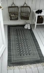 tapis de couloir et d39entree aux motifs rigolos With tapis couloir avec canapé house doctor