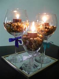 centerpieces with candles table centerpieces   Rooted in Love