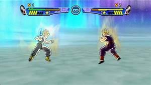 Dragon Ball Z Budokai 3 HD Trunks Vs Gohan YouTube