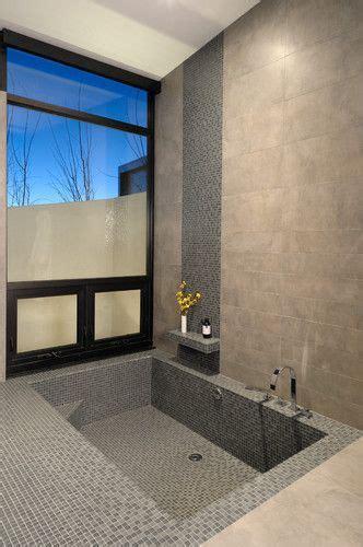 sunken bathtubs sunken bathtub design beautiful architecture pinterest