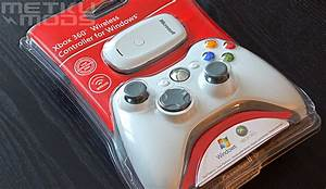Wireless Xbox360 Gamepad For Windows By Microsoft Reviewed