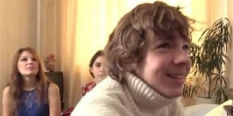 Russian Teenager Wins Competition To Spend A Month In A