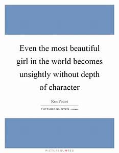 Even the most beautiful girl in the world becomes ...
