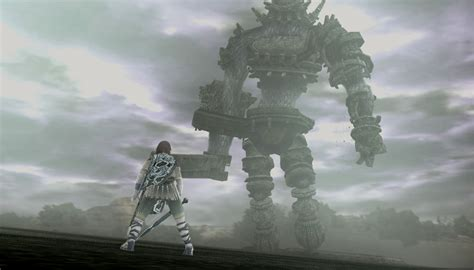 How An Artist Turned Shadow Of The Colossus Into A