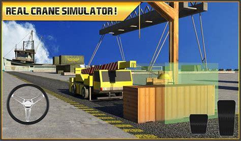 Crane Simulator 3d Apk Download