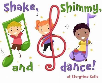 Movement Preschool Clipart Dance Clip Cliparts Dancing