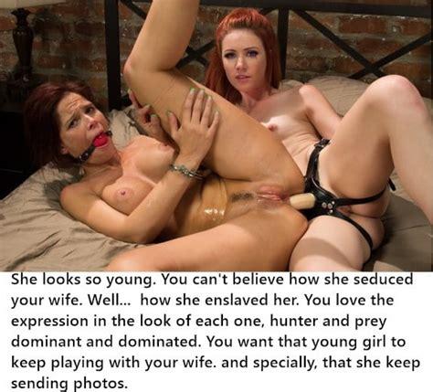 Lesbian Cuckold Captions 76 Pics Xhamster