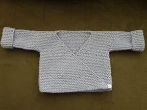 Modele De Tricotin Facile : modele tricot bebe avec explication ~ Melissatoandfro.com Idées de Décoration