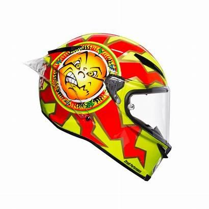 Agv Rossi Replika Helm Rilis Lalu 125cc